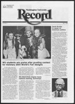Washington University Record, November 11, 1982