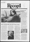 Washington University Record, January 20, 1983