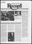 Washington University Record, February 3, 1983