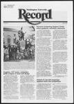 Washington University Record, February 10, 1983