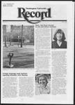 Washington University Record, March 3, 1983