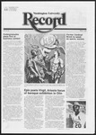 Washington University Record, March 17, 1983