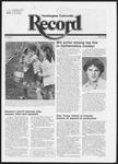 Washington University Record, March 24, 1983