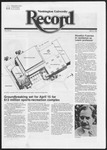 Washington University Record, March 31, 1983