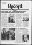 Washington University Record, May 12, 1983