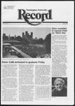 Washington University Record, May 19, 1983