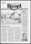 Washington University Record, July 7, 1983