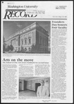 Washington University Record, September 29, 1983