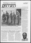 Washington University Record, October 20, 1983