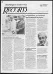 Washington University Record, November 10, 1983