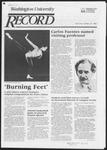 Washington University Record, November 17, 1983
