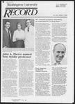 Washington University Record, February 2, 1984