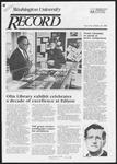 Washington University Record, February 16, 1984
