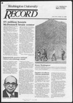 Washington University Record, February 23, 1984