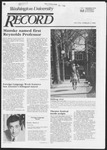 Washington University Record, March 1, 1984