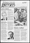 Washington University Record, March 15, 1984
