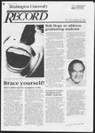 Washington University Record, March 22, 1984