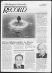 Washington University Record, March 29, 1984