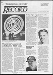 Washington University Record, April 5, 1984