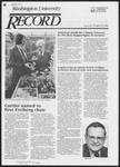 Washington University Record, April 12, 1984