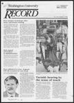 Washington University Record, May 3, 1984