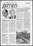 Washington University Record, May 17, 1984