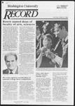 Washington University Record, May 31, 1984