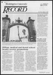 Washington University Record, July 5, 1984