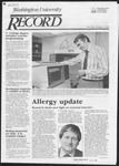 Washington University Record, August 2, 1984
