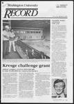 Washington University Record, September 6, 1984