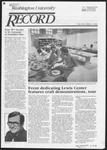 Washington University Record, October 4, 1984