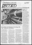Washington University Record, October 11, 1984