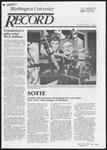 Washington University Record, November 1, 1984