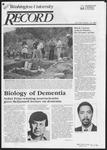 Washington University Record, November 15, 1984