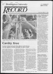 Washington University Record, December 6, 1984