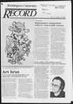 Washington University Record, December 20, 1984
