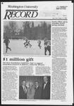 Washington University Record, January 17, 1985