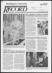 Washington University Record, February 7, 1985
