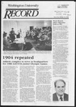 Washington University Record, February 14, 1985