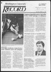 Washington University Record, February 21, 1985