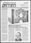 Washington University Record, March 14, 1985