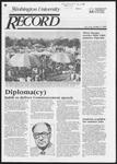 Washington University Record, May 2, 1985