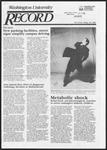 Washington University Record, September 19, 1985