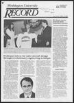 Washington University Record, December 5, 1985