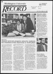 Washington University Record, January 23, 1986