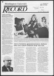 Washington University Record, January 30, 1986