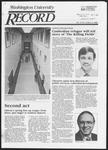 Washington University Record, February 6, 1986