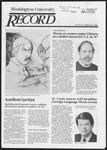 Washington University Record, March 6, 1986