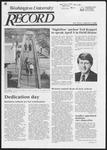 Washington University Record, March 27, 1986