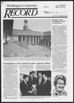 Washington University Record, April 3, 1986